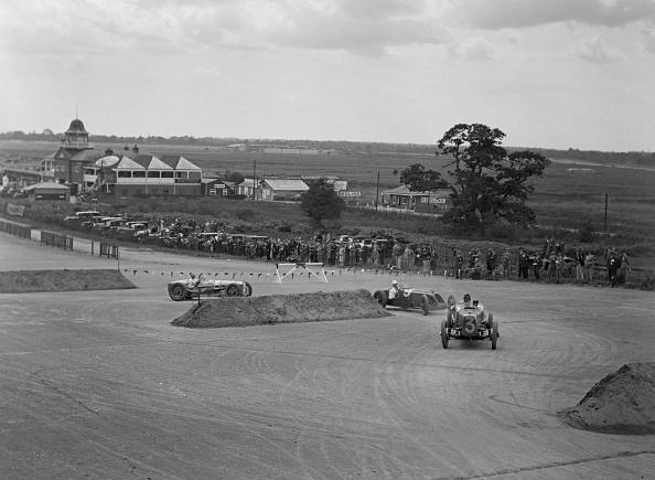 British Formula One Grand Prix「Inaugural British Grand Prix」:写真・画像(11)[壁紙.com]