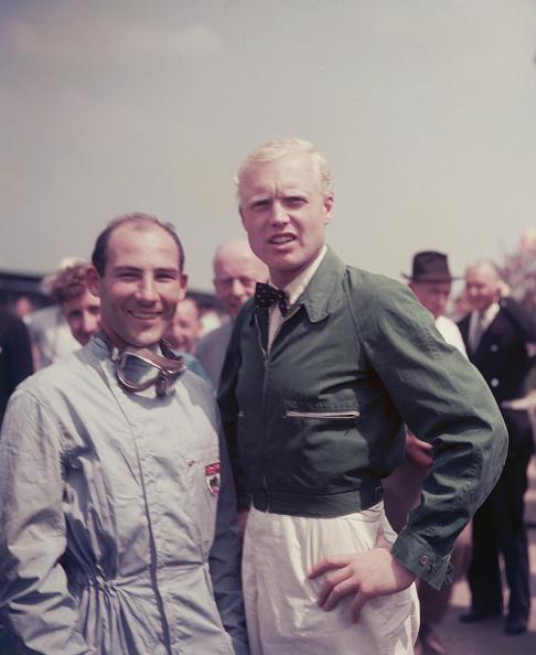 Formula One Racing「Stirling Moss」:写真・画像(9)[壁紙.com]