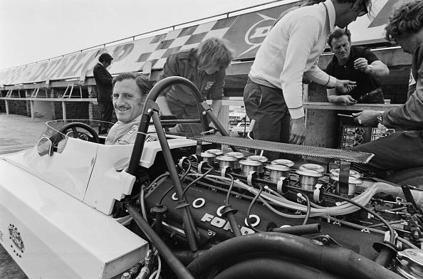 Victor Blackman「Graham Hill At Silverstone」:写真・画像(6)[壁紙.com]