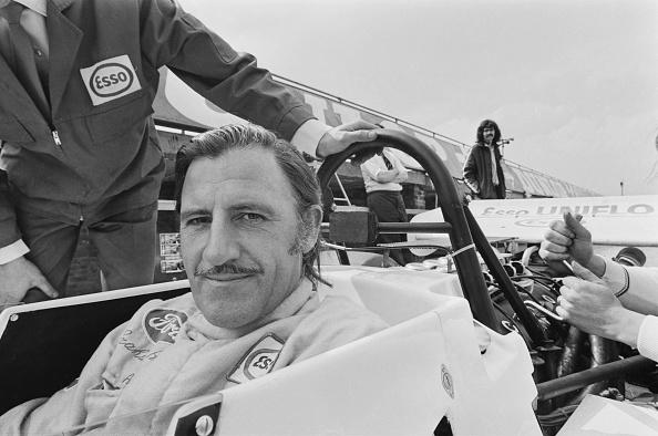 Victor Blackman「Graham Hill At Silverstone」:写真・画像(5)[壁紙.com]
