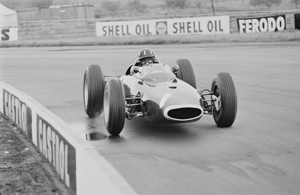 Auto Racing「1963 British Grand Prix」:写真・画像(19)[壁紙.com]