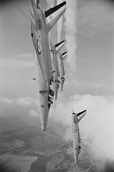 Victor Blackman「The Red Arrows」:写真・画像(11)[壁紙.com]