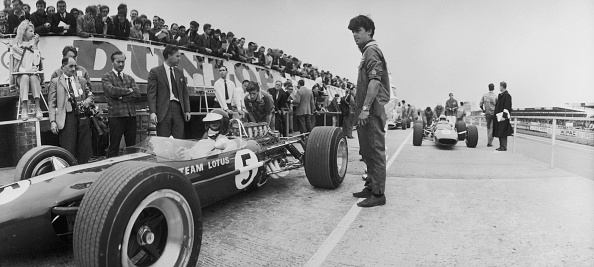 F1イギリスグランプリの写真・画...