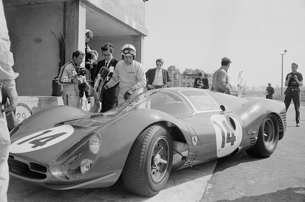Ferrari「Surtees Tests Ferrari」:写真・画像(16)[壁紙.com]