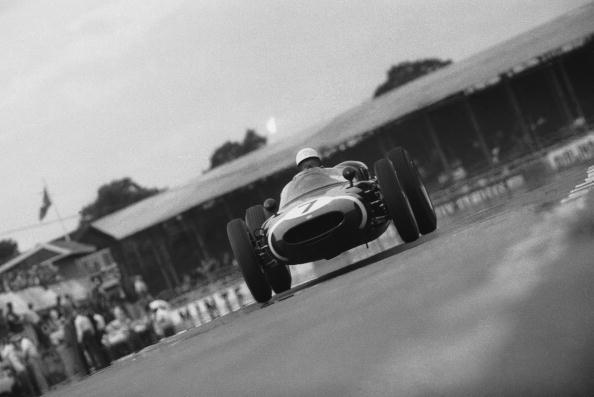 Victor Blackman「Stirling At Silverstone」:写真・画像(7)[壁紙.com]
