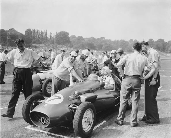 Racecar「Stirling Moss And John Cooper」:写真・画像(10)[壁紙.com]