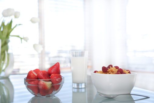 Strawberry「Healthy Breakfast」:スマホ壁紙(2)