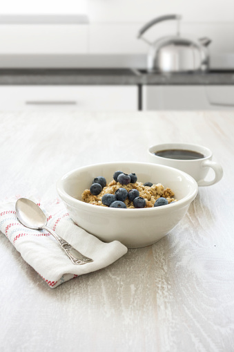 Blueberry「healthy breakfast」:スマホ壁紙(4)