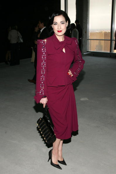 Christian Dior - Designer Label「Dior 2008 Cruise Collection Fashion Show - Arrivals」:写真・画像(16)[壁紙.com]