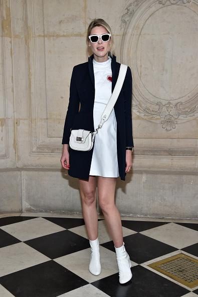 White Boot「Christian Dior : Photocall - Paris Fashion Week - Haute Couture Spring Summer 2017」:写真・画像(4)[壁紙.com]