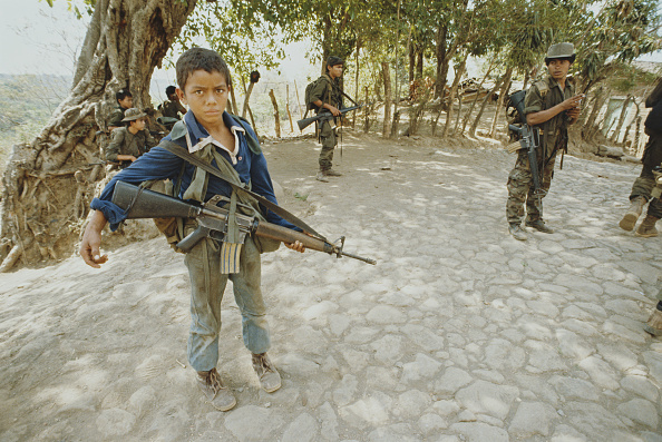 Militant Groups「El Salvador Rebel」:写真・画像(19)[壁紙.com]