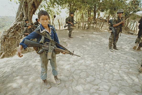 Boys「El Salvador Rebel」:写真・画像(14)[壁紙.com]