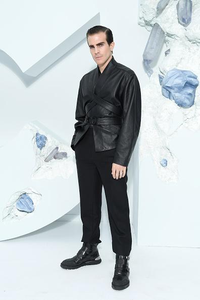 Biker Jacket「Dior Homme : Photocall - Paris Fashion Week - Menswear Spring/Summer 2020」:写真・画像(18)[壁紙.com]
