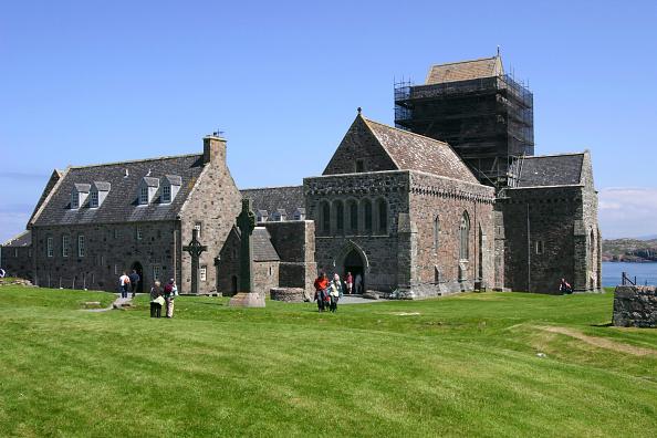 Iona「Iona Abbey, Argyll and Bute, Scotland.」:写真・画像(13)[壁紙.com]