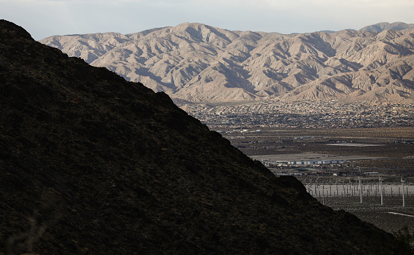Greenhouse「California State Climate Report Shows Rising Average Temperatures In State's Coachella Valley」:写真・画像(11)[壁紙.com]