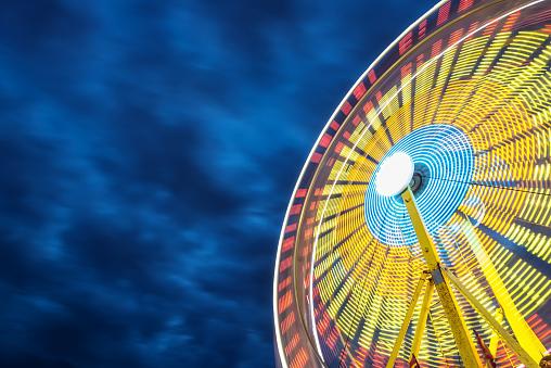 Ferris Wheel「Spinning Ferris Wheel」:スマホ壁紙(11)