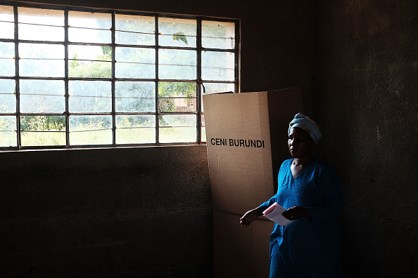 Small Office「A Tense Burundi Holds Parliamentary Elections」:写真・画像(10)[壁紙.com]