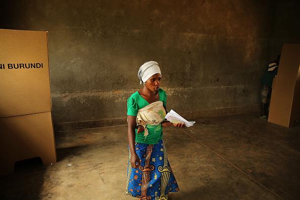 Burundi - East Africa「A Tense Burundi Holds Parliamentary Elections」:写真・画像(3)[壁紙.com]