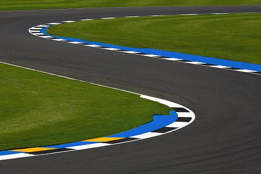 モータースポーツ「Autonomous Race track」:スマホ壁紙(1)