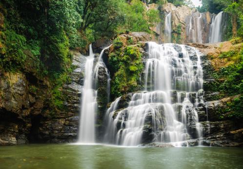 Waterfall「Nauyuca Waterfall in Costa Rica」:スマホ壁紙(15)