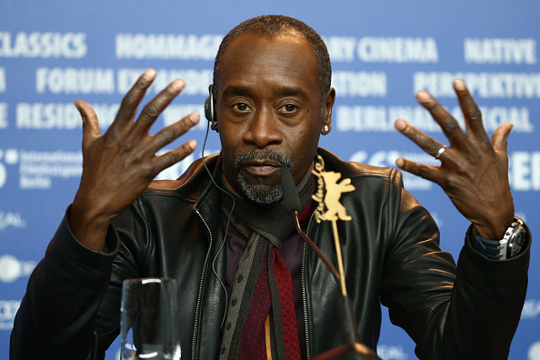 Don Cheadle「'Miles Ahead' Press Conference - 66th Berlinale International Film Festival」:写真・画像(14)[壁紙.com]