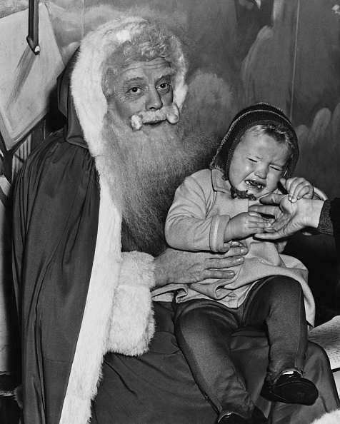 Santa Claus「Tears At Christmas」:写真・画像(10)[壁紙.com]