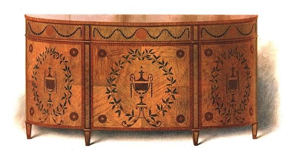Household Fixture「Satin-Wood Commode」:写真・画像(15)[壁紙.com]