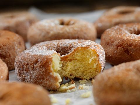 Bakery「Sugar and Spice Cake Doughnuts」:スマホ壁紙(7)