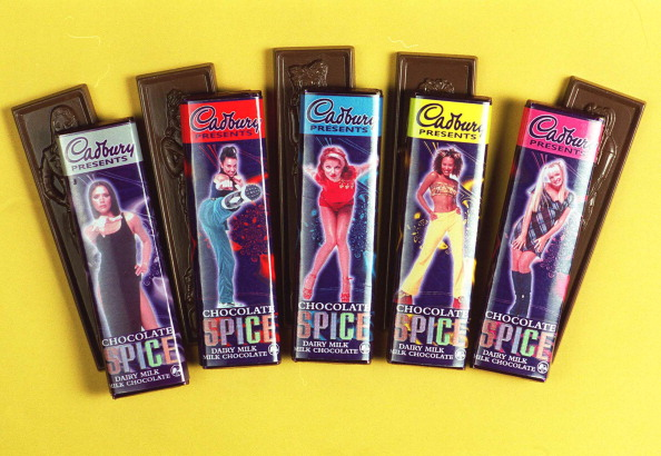 Milk Chocolate「Sugar And Spice And All Things Nice...」:写真・画像(8)[壁紙.com]