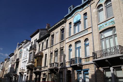 歴史「houses at Belle Epoque Quarter」:スマホ壁紙(14)