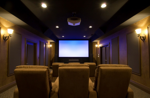 Projection Screen「Incredible Home Theater」:スマホ壁紙(2)