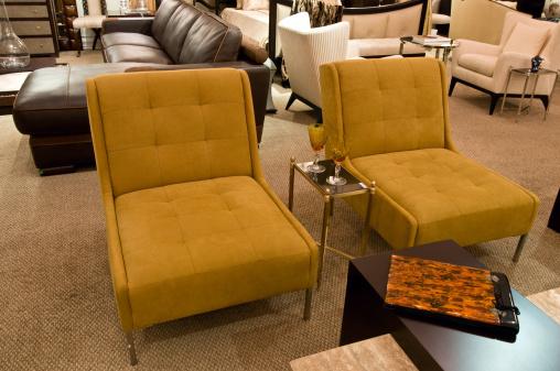 Furniture Store「Elegant Sofa Showroom」:スマホ壁紙(13)