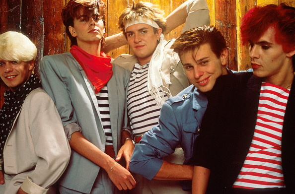1980-1989「Group Portrait Of Duran Duran」:写真・画像(2)[壁紙.com]