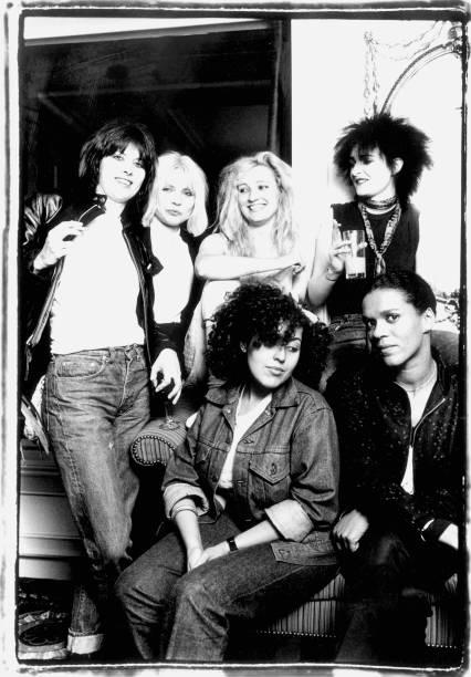 Punk Women:ニュース(壁紙.com)