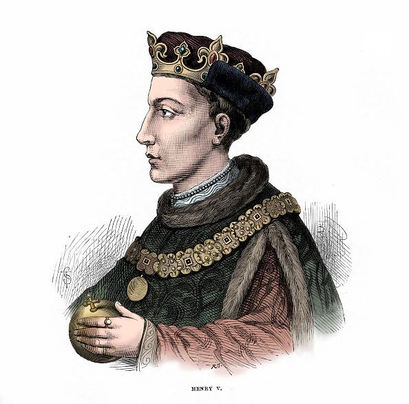 Circa 14th Century「Henry V of England」:写真・画像(11)[壁紙.com]