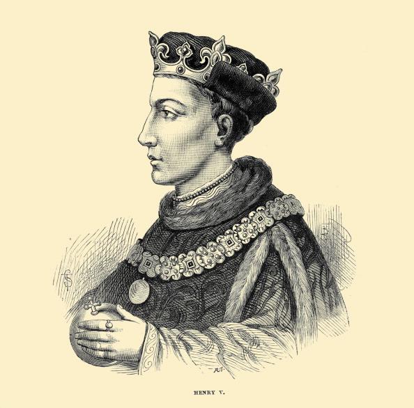 Circa 14th Century「Henry V of England」:写真・画像(10)[壁紙.com]
