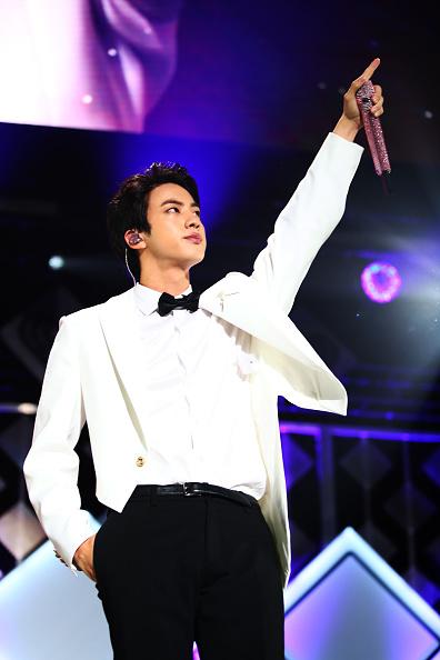 Kim Seok-jin「102.7 KIIS FM Jingle Ball – SHOW」:写真・画像(0)[壁紙.com]