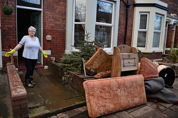 Belongings「Cumbria Counts The Cost Of Flood Damage As The Water Begins To Recede」:写真・画像(11)[壁紙.com]