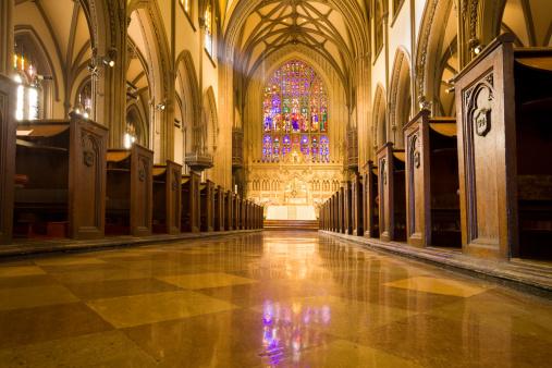 Altar「Trinity Church, New York City」:スマホ壁紙(8)