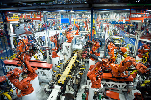 Manufacturing Equipment「Car Industry」:スマホ壁紙(19)