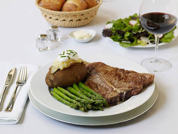 Steak entree:スマホ壁紙(壁紙.com)