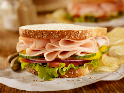 Fast Food「Smoked Turkey Sandwich」:スマホ壁紙(10)