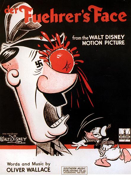 Disney「Der Fuehrer's Face」:写真・画像(7)[壁紙.com]
