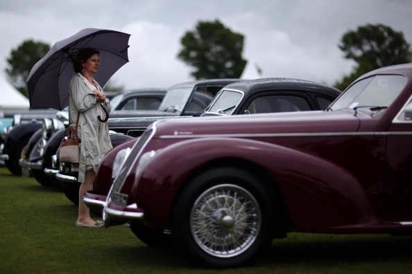 Event「The World's Finest And Most Expensive Cars Are Showcased At The Salon Prive Garden Party」:写真・画像(18)[壁紙.com]