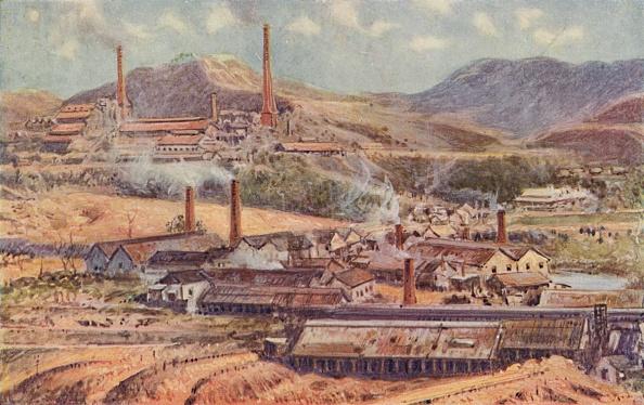 Mountain「Mount Morgan Mines」:写真・画像(15)[壁紙.com]