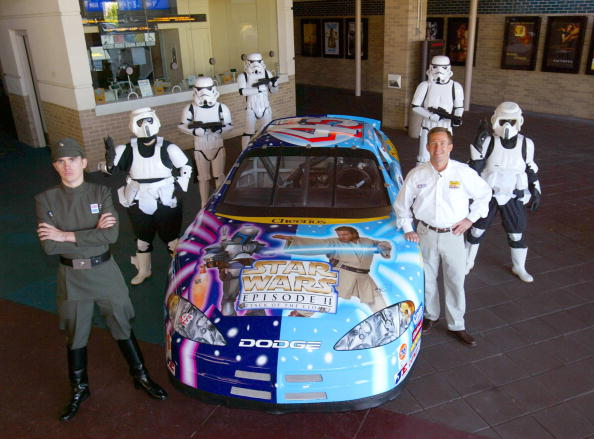Star Wars Series「Star Wars Painted Cheerios No. 43 Dodge Intrepid」:写真・画像(5)[壁紙.com]