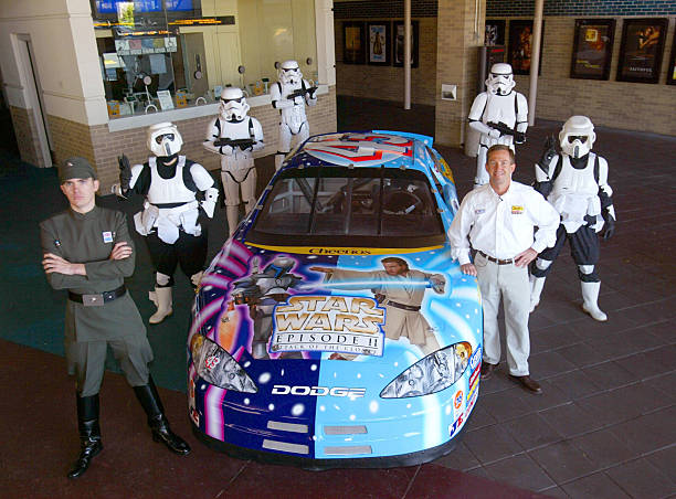 Star Wars Painted Cheerios No. 43 Dodge Intrepid:ニュース(壁紙.com)