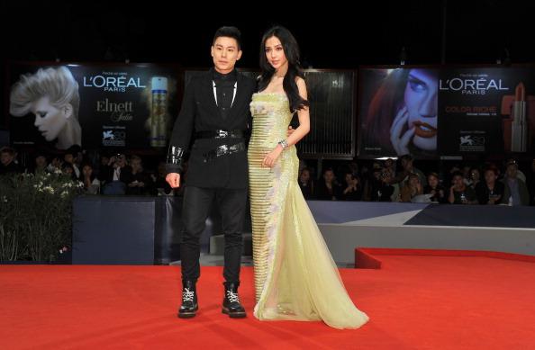 "Angelababy「""Tai Chi O"" Premiere - The 69th Venice Film Festival」:写真・画像(13)[壁紙.com]"