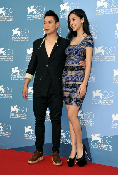 "Angelababy「""Tai Chi O"" Photocall - The 69th Venice Film Festival」:写真・画像(9)[壁紙.com]"