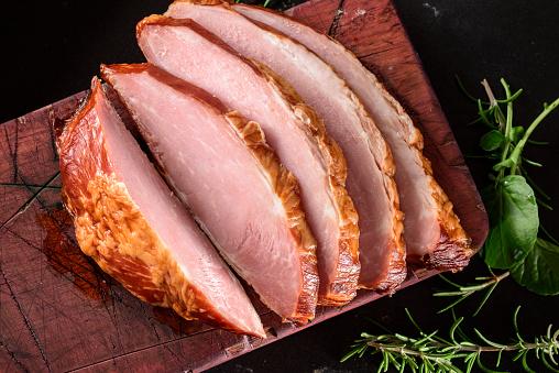 2017「Sliced Ham」:スマホ壁紙(13)